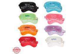 Premium Plush Hot/Cold Eye Mask