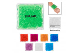 Value Square Gel Beads Hot/Cold Pack