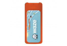 .40 Oz. Mini Credit Card Hand Sanitizer Spray