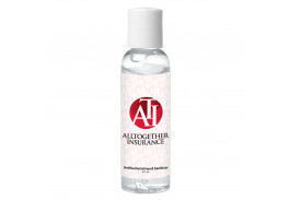 2 Oz. Hand Sanitizer with White Cap