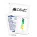 Sanitizer Wipe with 4 Color Label