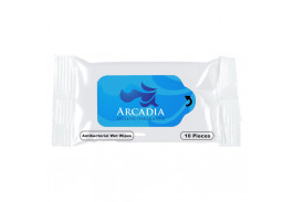 Alcohol Free Antibacterial Wet Wipe Packet - Available Now