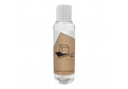 4 Oz. USA Made Hand Sanitizer Gel - Available Now