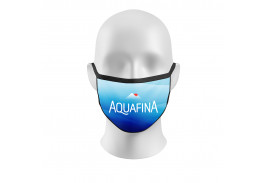 Full Color Sublimation 2-Ply Face Mask-MADE IN USA
