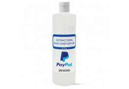 16 Oz. Hand Sanitizer Gel - Made in the USA !