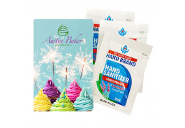 3-Pack Gel Sanitizers With Custom Pack